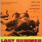 トラウマ映画館 『去年の夏(1969)』 町山智浩 ネタバレ注意