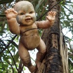 呪われたソチミルコ人形島とサンタナの怨念