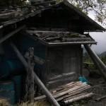 思い出の山小屋