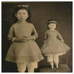 別荘の怪奇人形