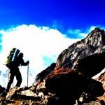 初心者の登山