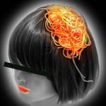 スパゲティ屋の若奥さん