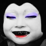 お歯黒ひな人形