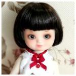 姉から贈られた人形