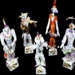 ピエロの楽団人形