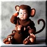 猿の恩返し