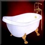 ピカピカの浴槽